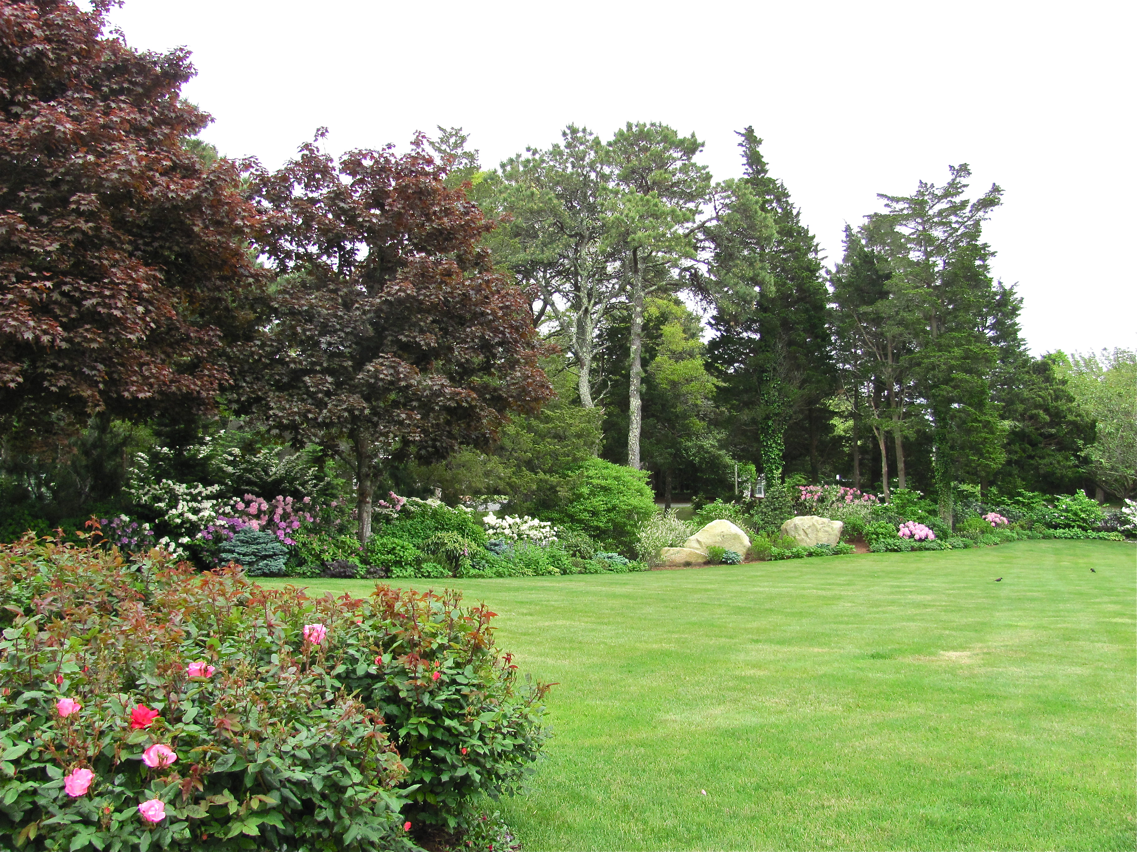 Large gardens gardens by maria for Garden pictures